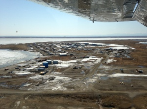 Kaktovik from air!