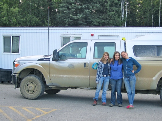 The Ladies of the Lakes. We made it back to Fairbanks after an 8-hr drive on the Dalton Highway