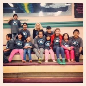 Kaktovik Oceanography Program - Summer 2014